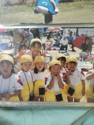 in Japan primary school 日本 の しょがっこう